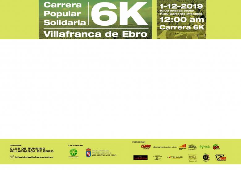 #YoVoy - SARA (III CARRERA POPULAR SOLIDARIA VILLAFRANCA DE EBRO 2019)