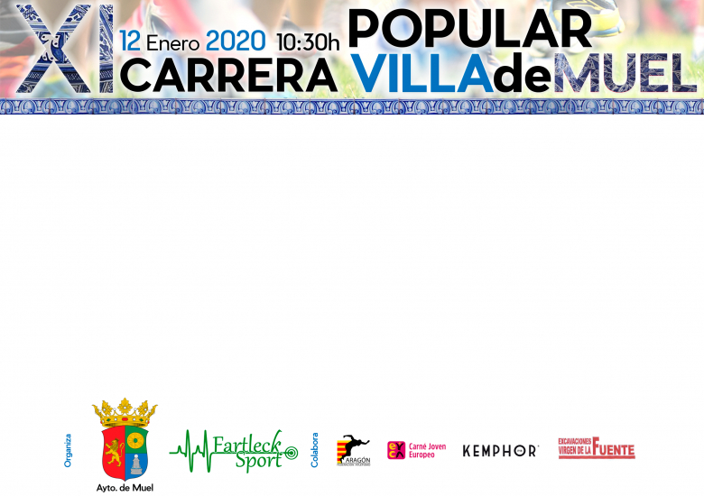 #YoVoy - LORIEN (CARRERA POPULAR MUEL 2020 )