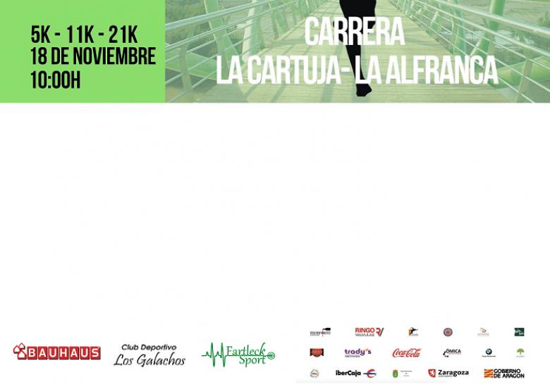 #YoVoy - RAQUEL (CARRERA LA CARTUJA LA ALFRANCA 5K - 11K - 21K  2018)