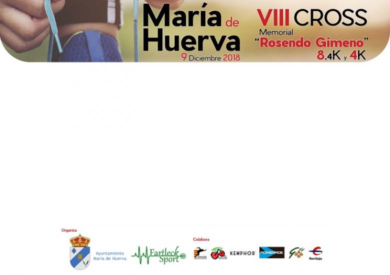 #YoVoy - NURIA (VIII CROSS MEMORIAL ROSENDO GIMENO. MARÍA DE HUERVA)