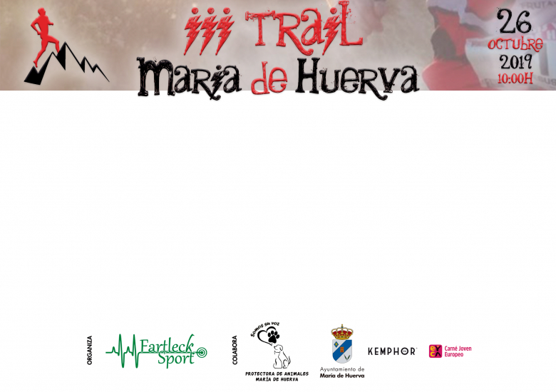 #YoVoy - TERE (III TRAIL MARIA DE HUERVA 2K 9K 20K 2019)