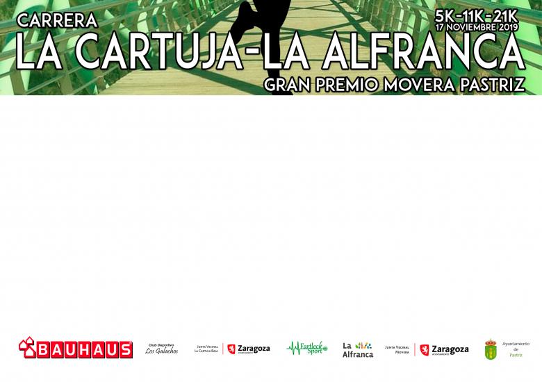 #YoVoy - PEDRO (IV CARRERA LA CARTUJA LA ALFRANCA 5K - 11K - 21K  GRAN PREMIO MOVERA PASTRIZ 2019)
