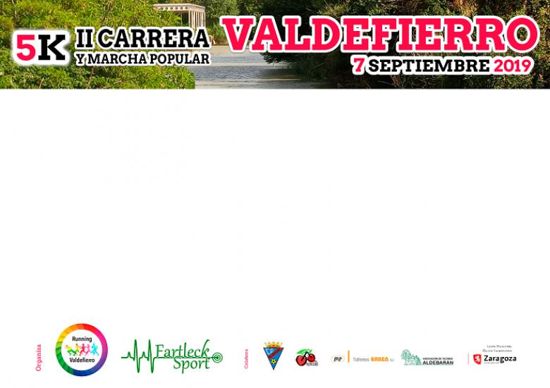 #YoVoy - SANDRA (II CARRERA Y MARCHA POPULAR VALDEFIERRO)