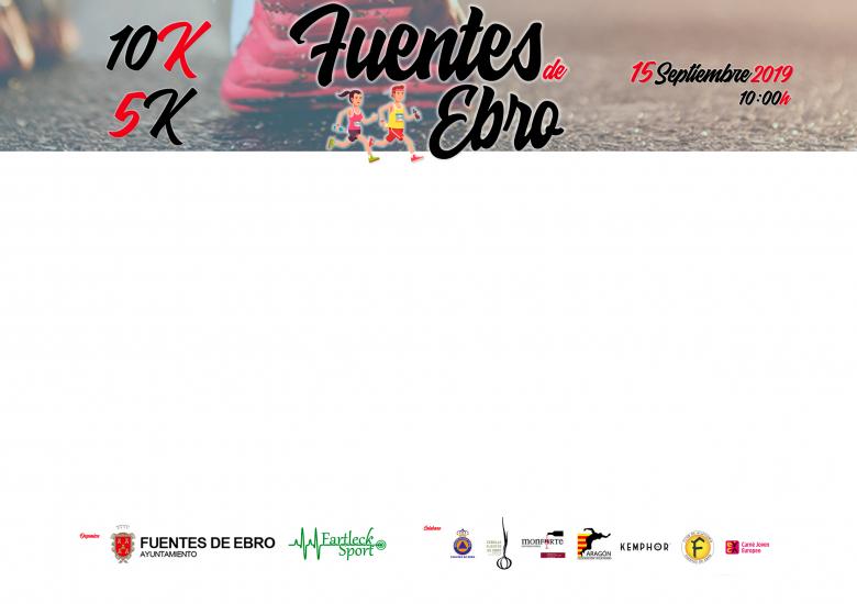 #YoVoy - LUIS (10K 5K FUENTES DE EBRO 2019. DIA DEL NIÑO DEPORTISTA )