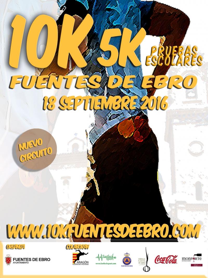 10K FUENTES DE EBRO - Inscríbete