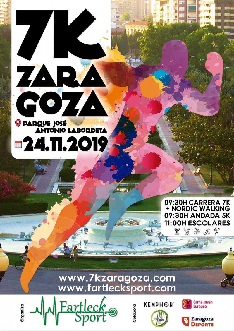 7K ZARAGOZA 2019 - Inscríbete