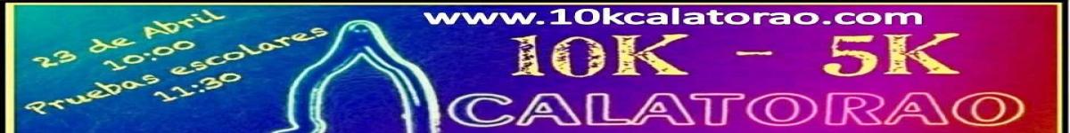 10K 5K CALATORAO 2017